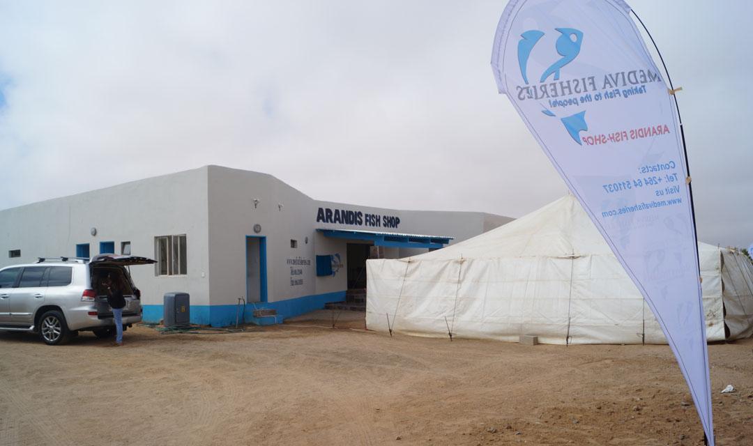 Arandis Fish Shop